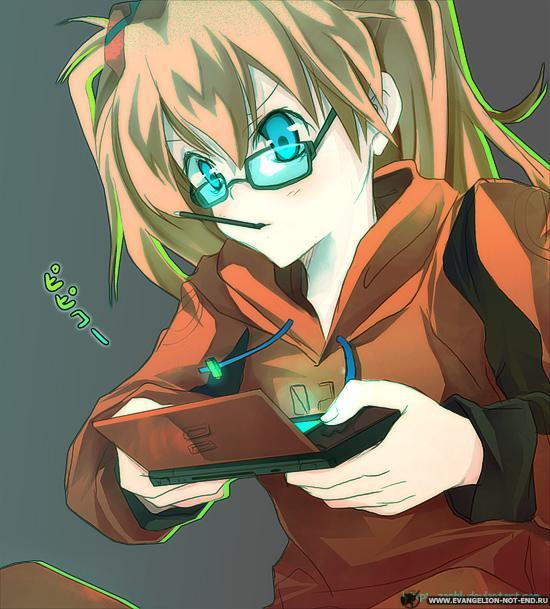 Аска - геймер