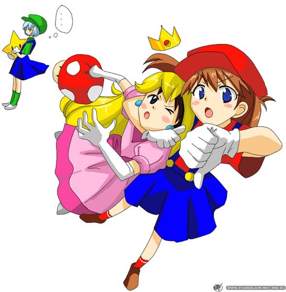 Марио-ева