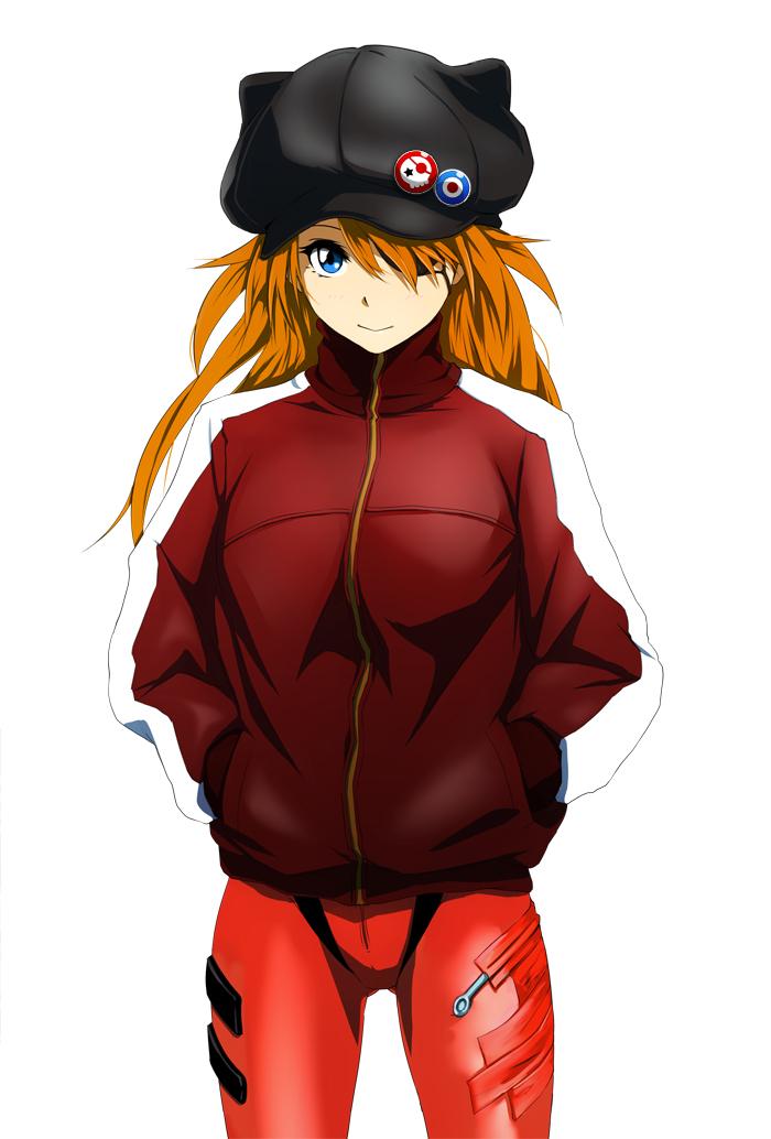 Anime Asuka Langley Evangelion Infinote 2688524